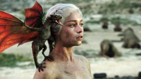 Fucking dragons.
